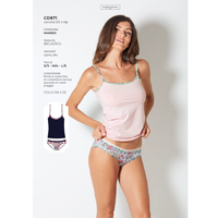 COMPLETO INTIMO DONNA S/S CD871