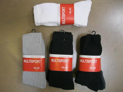 MEN'S MULTISPORT TENNIS SOCK