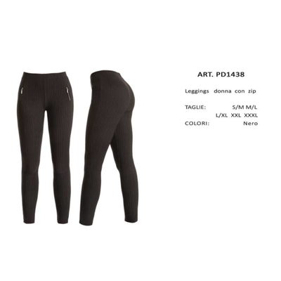 LEGGINGS DONNA PD1438