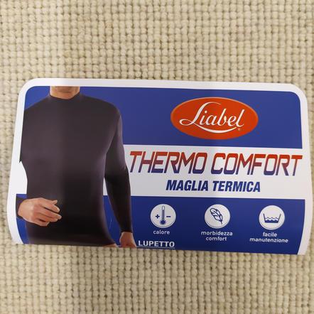 Liabel Lupetto Uomo Viscosa Thermo Comfort